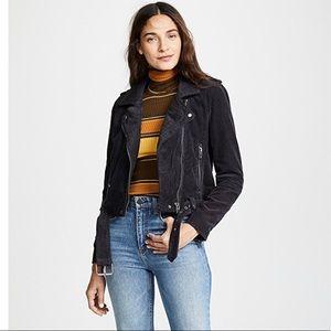 "Blank NYC ""Twilight Zone"" Moto Corduroy Jacket"